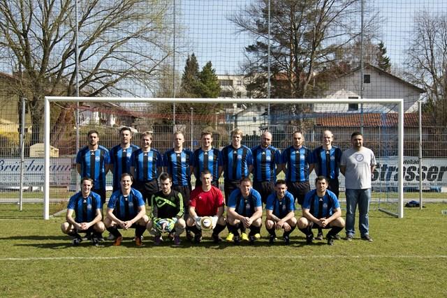 Mannschaft 2013/14